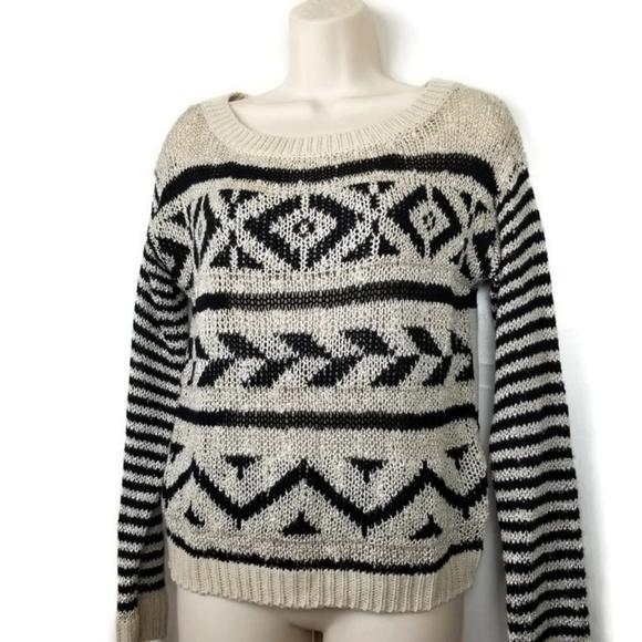 Rewind Sweaters Womens Knit Pullover Sweater Juniors M Poshmark